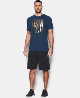 Men's US of A T-Shirt LIMITED TIME: FREE SHIPPING 1 Color $29.99