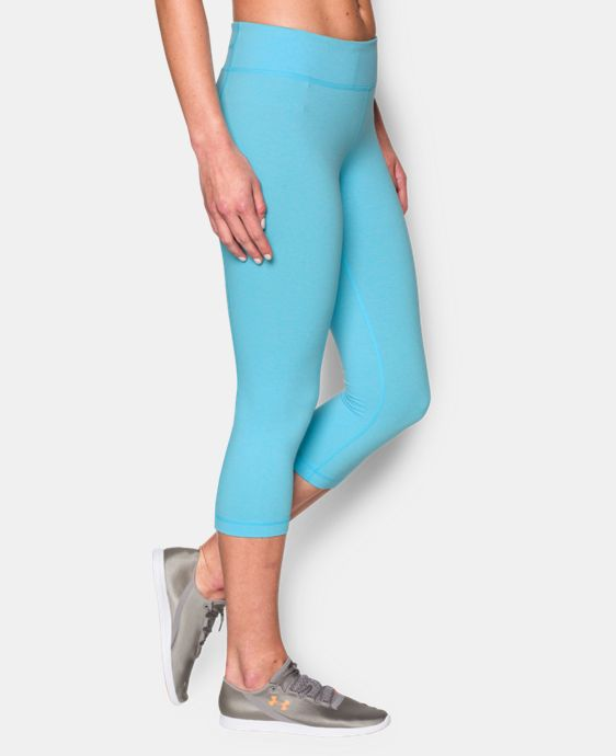 Women's UA Mirror Capri  1 Color $52.99