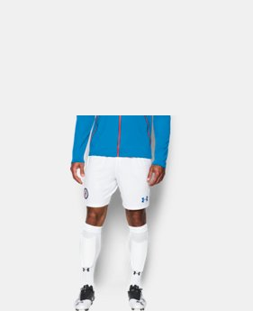 Men's Cruz Azul 16/17 Stadium Jacket  1 Color $120