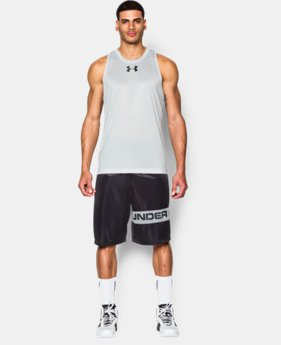 Men's UA Slipstream Tank  3 Colors $26.99