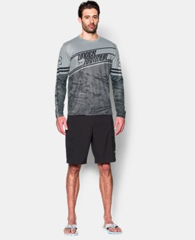 Men's UA Fishing Jersey