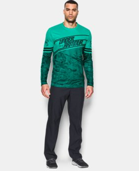 Men's UA Fishing Jersey  1 Color $24.74