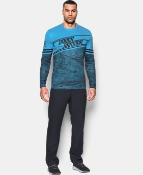 New Arrival Men's UA Fishing Jersey  1 Color $59.99