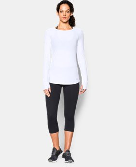 Women's UA CoolSwitch Run Long Sleeve