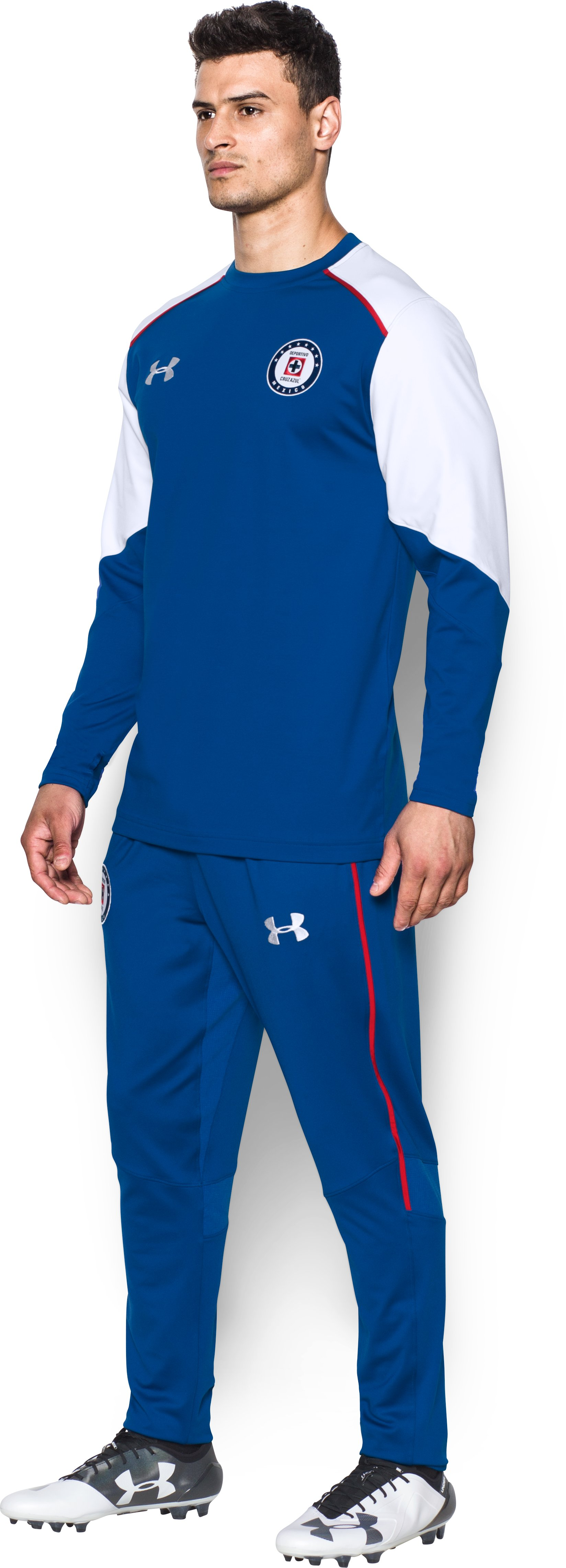 Men's Cruz Azul UA Storm Midlayer, Royal,