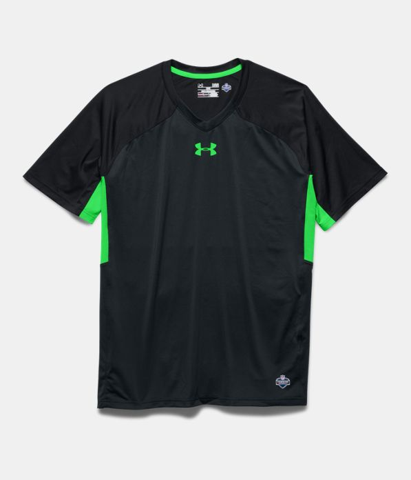 Men s nfl combine authentic t shirt under armour us for Under armour nfl shirts