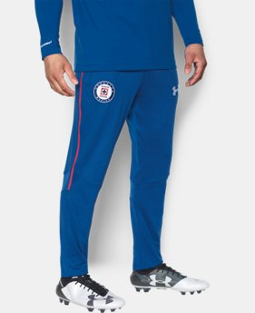 Men's Cruz Azul 16/17 Training Pants  1 Color $36