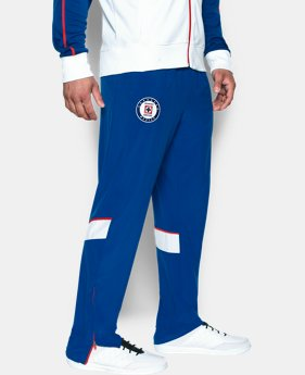 Men's Cruz Azul 16/17 Travel Pants  1 Color $33.99