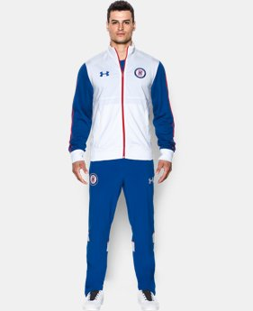 Men's Cruz Azul 16/17 Track Jacket  1 Color $45.74