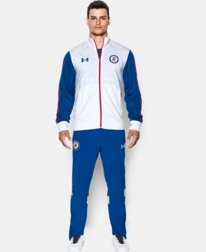 Men's Cruz Azul 16/17 Track Jacket  1 Color $80