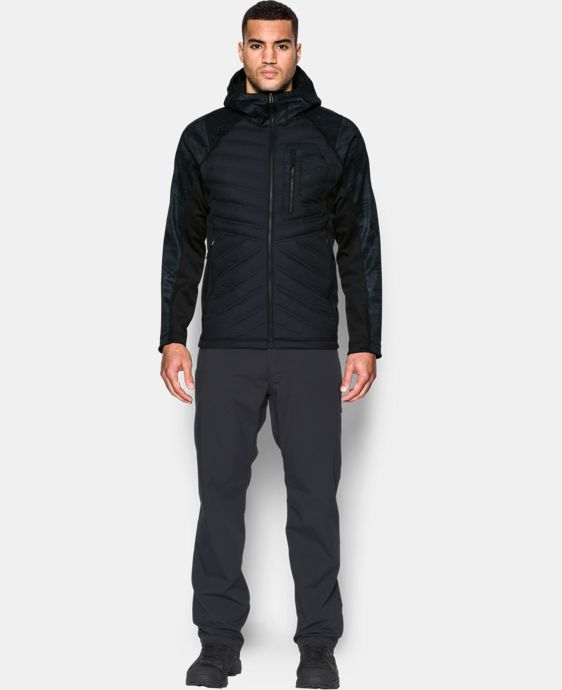 Men's UA Storm Cache Hybrid Jacket LIMITED TIME OFFER + FREE U.S. SHIPPING 1 Color $127.49