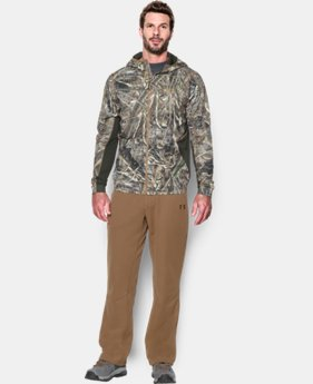 Men's UA Microthread Fleece Wader Pants LIMITED TIME: 25% OFF 1 Color $50.99