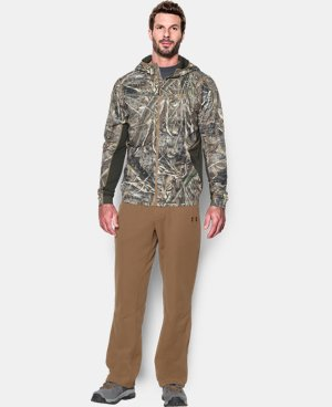 Men's UA MicroThread Fleece Wader Pants LIMITED TIME: FREE U.S. SHIPPING 1 Color $63.99