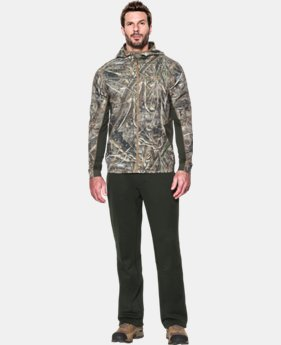 Men's UA Microthread Fleece Wader Pants   $74.99