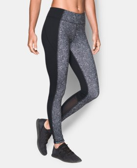 New to Outlet Women's UA Mirror Printed Leggings  1 Color $44.99 to $56.99
