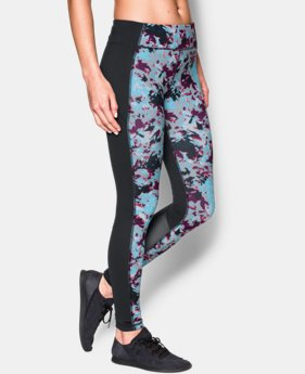 New to Outlet Women's UA Mirror Printed Leggings   $44.99 to $56.99