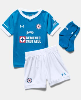 New Arrival Kids' Cruz Azul Infant Kit   $55