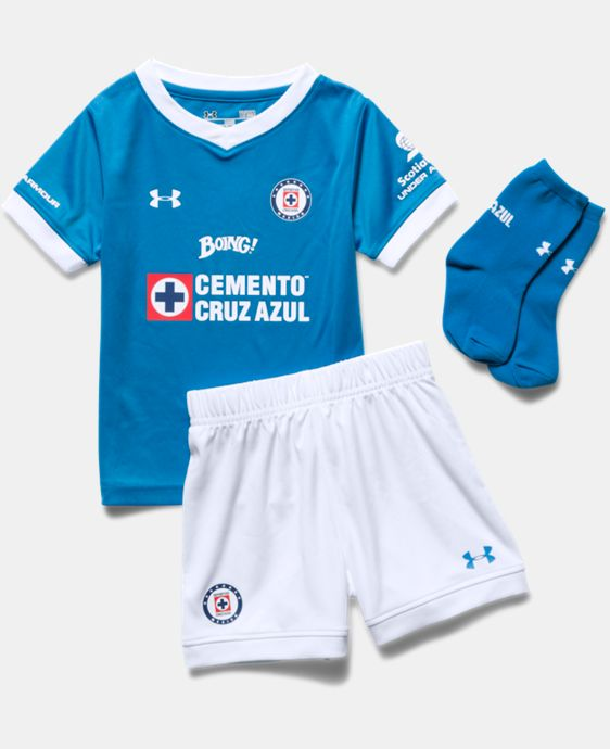 Kids' Cruz Azul Infant Kit LIMITED TIME: FREE U.S. SHIPPING 1 Color $55