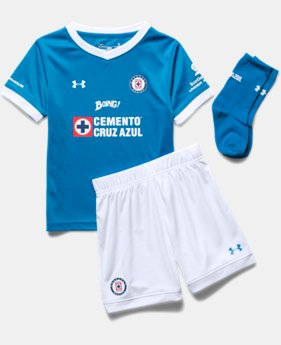 New Arrival Kids' Cruz Azul Toddler Kit  1 Color $65