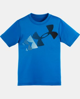 Boys' Infant UA Rising Logo T-Shirt