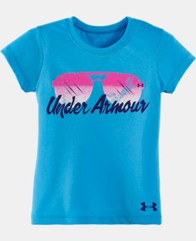 Girls' Infant UA Shade Short Sleeve