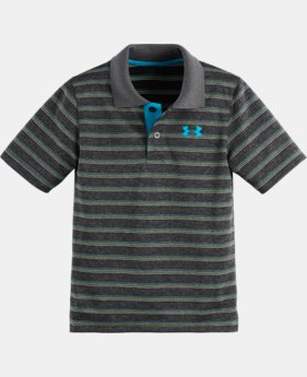 Boys' Infant UA Stripe Polo