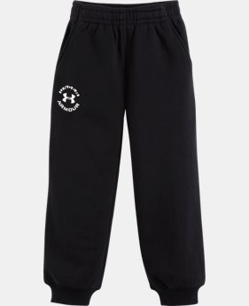 Boys' Pre-School UA Rival Fleece Jogger Pants