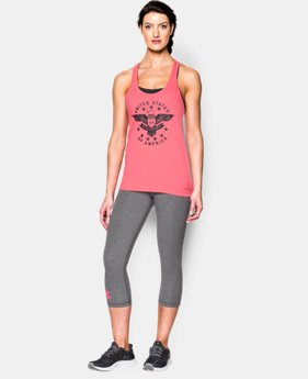 New Arrival Women's UA Eagle Tank  1 Color $29.99