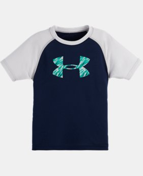 Boys' Toddler UA Jagged Edge Logo T-Shirt