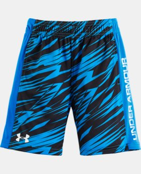 Boys' Toddler UA Jagged Edge Eliminator Shorts
