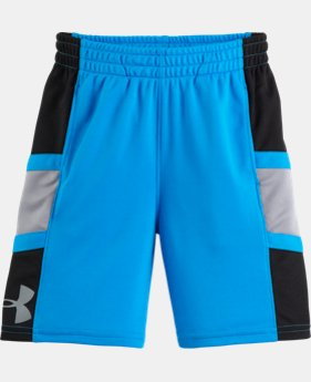 Boys' Toddler UA Buzzer Beater Shorts