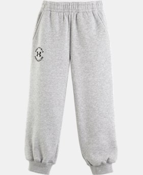 Boys' Toddler UA Rival Fleece Jogger Pants