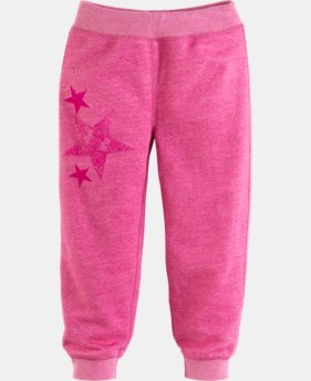 Girls' Toddler UA Kaleidostar Cropped Pant