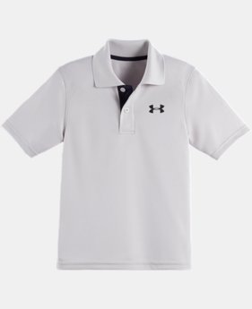 Boys' Toddler UA Match Play Polo  1 Color $20.99