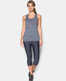 Women's UA Tech™ Twist Tank  1 Color $18.99 to $24.99