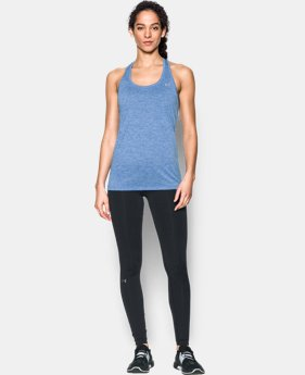 Women's UA Tech™ Twist Tank  1  Color Available $18.74