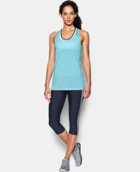 New Arrival  Women's UA Tech™ Tank - Twist LIMITED TIME: FREE SHIPPING 1 Color $29.99