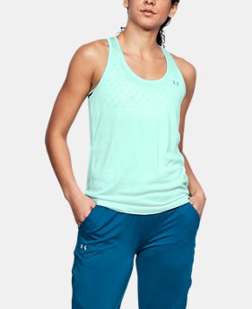 Women's UA Tech™ Twist Tank  2 Colors $24.99