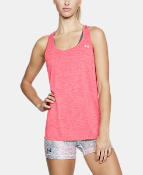 Women's UA Tech™ Twist Tank  1  Color $24.99