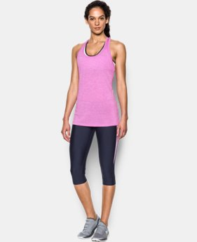 Women's UA Tech™ Tank - Twist LIMITED TIME: FREE SHIPPING 1 Color $22.99 to $29.99