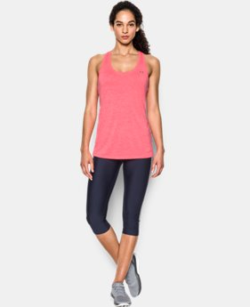Women's UA Tech™ Tank - Twist LIMITED TIME: FREE SHIPPING 2 Colors $22.99 to $29.99