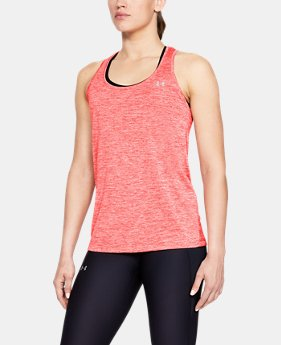 Women's UA Tech™ Twist Tank FREE U.S. SHIPPING 3  Colors Available $24.99