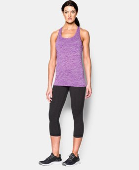 Women's UA Tech™ Tank - Twist LIMITED TIME OFFER + FREE U.S. SHIPPING 1 Color $18.74