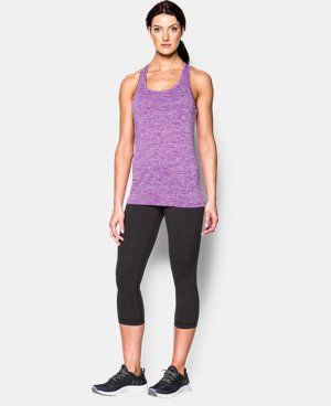 Women's UA Tech™ Tank - Twist LIMITED TIME: FREE U.S. SHIPPING 2 Colors $18.74