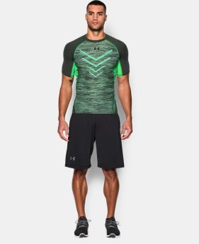 Men's UA HeatGear�� Armour Twist Flight Compression Shirt  1 Color $26.99