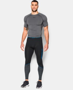 Men's UA HeatGear® Armour Twist Flight Compression Leggings  2 Colors $33.99