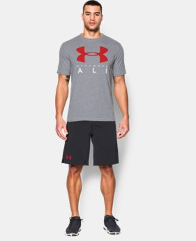 Men's UA x Muhammad Ali Sportstyle T-Shirt LIMITED TIME: FREE SHIPPING  $34.99