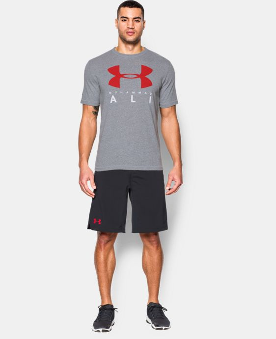 Men's UA x Muhammad Ali Sportstyle T-Shirt  3 Colors $20.24 to $26.99