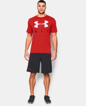 Men's UA x Muhammad Ali Sportstyle T-Shirt  2 Colors $20.24 to $26.99