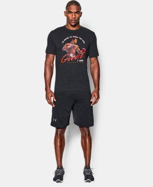 Men's UA x Muhammad Ali How Great I Am T-Shirt LIMITED TIME: FREE U.S. SHIPPING 1 Color $34.99